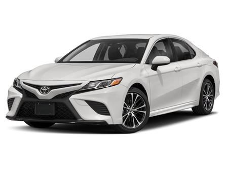 2019 Toyota Camry SE (Stk: N19197) in Timmins - Image 1 of 9