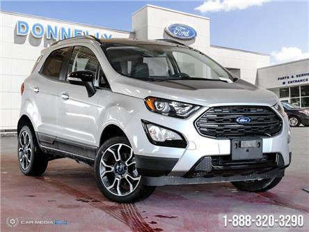 2019 Ford EcoSport SES (Stk: DS265) in Ottawa - Image 1 of 27