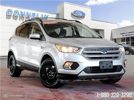2018 Ford Escape SE (Stk: DR2040) in Ottawa - Image 1 of 27