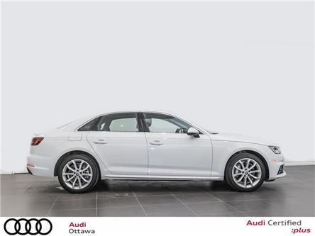 2018 Audi A4 2.0T Progressiv (Stk: 52238) in Ottawa - Image 2 of 18