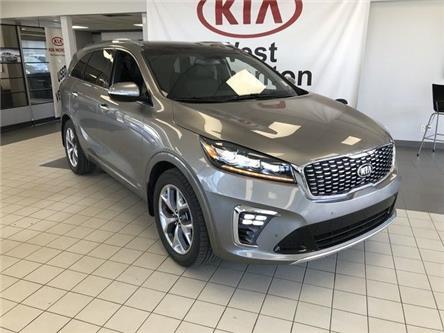 2019 Kia Sorento 3.3L SX (Stk: 21589) in Edmonton - Image 1 of 21