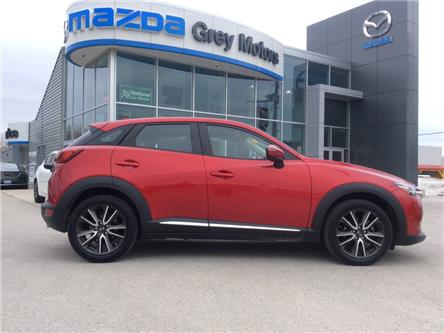 2016 Mazda CX-3 GT (Stk: 03335P) in Owen Sound - Image 1 of 22