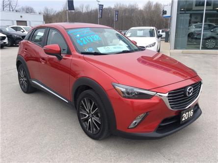 2016 Mazda CX-3 GT (Stk: 03335P) in Owen Sound - Image 2 of 22