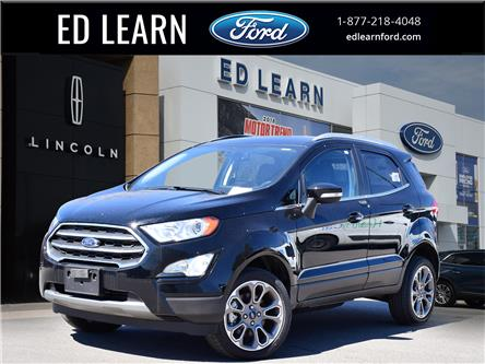 2019 Ford EcoSport Titanium (Stk: 19EC266) in St. Catharines - Image 1 of 24