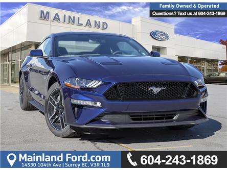 2019 Ford Mustang GT Premium (Stk: 9MU2827) in Vancouver - Image 1 of 27