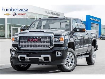 2019 GMC Sierra 2500HD Denali (Stk: T9K062) in Toronto - Image 1 of 21