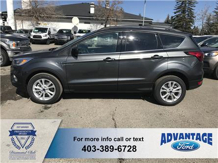 2019 Ford Escape SEL (Stk: K-1232) in Calgary - Image 2 of 6