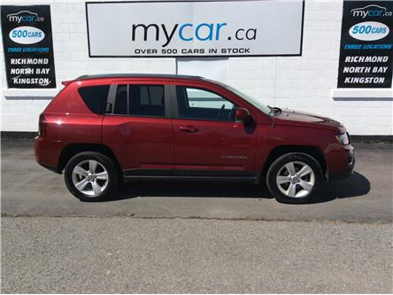 2017 Jeep Compass Sport/North (Stk: 190383) in North Bay - Image 2 of 20