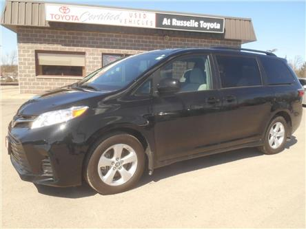 2018 Toyota Sienna  (Stk: U7286) in Peterborough - Image 1 of 22