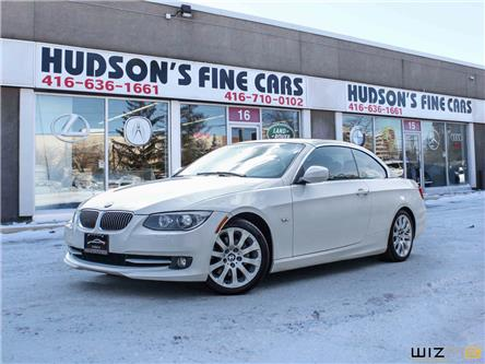 2011 BMW 328i  (Stk: 36569) in Toronto - Image 1 of 30