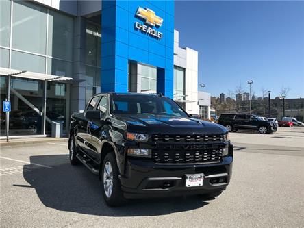 2019 Chevrolet Silverado 1500 Silverado Custom (Stk: 9L14420) in North Vancouver - Image 2 of 13