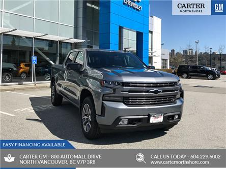 2019 Chevrolet Silverado 1500 RST (Stk: 9L91500) in North Vancouver - Image 1 of 13