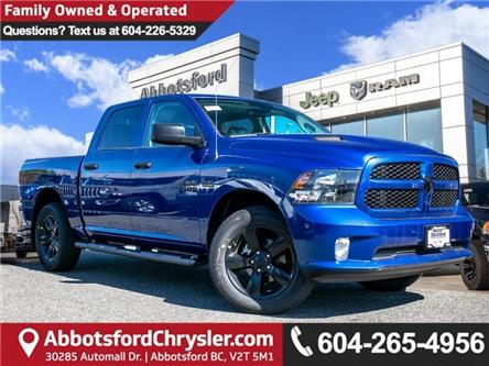 2019 RAM 1500 Classic ST (Stk: K601049) in Abbotsford - Image 1 of 21
