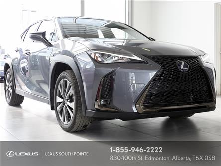 2019 Lexus UX 250h Base (Stk: L900296) in Edmonton - Image 1 of 24