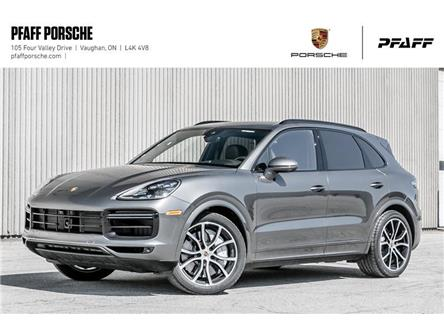 2019 Porsche Cayenne Turbo (Stk: P13978) in Vaughan - Image 1 of 22