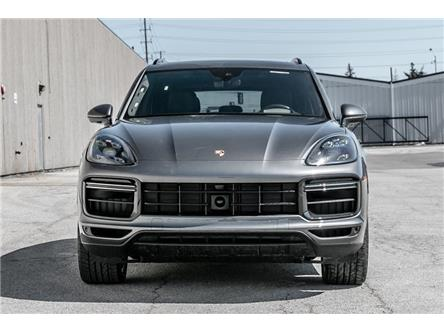 2019 Porsche Cayenne Turbo (Stk: P13978) in Vaughan - Image 2 of 22