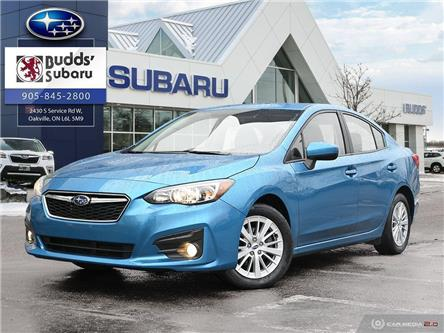 2018 Subaru Impreza Touring (Stk: I18111R) in Oakville - Image 1 of 26