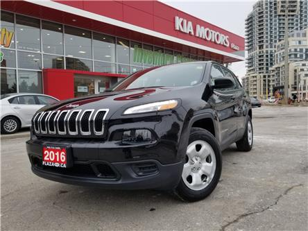 2016 Jeep Cherokee Sport (Stk: 6398A) in Richmond Hill - Image 1 of 21