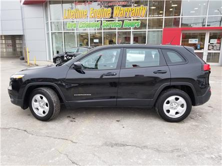 2016 Jeep Cherokee Sport (Stk: 6398A) in Richmond Hill - Image 2 of 21