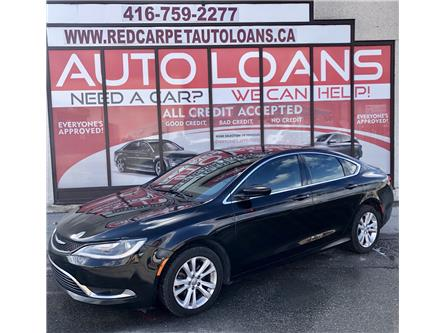 2015 Chrysler 200 Limited (Stk: 525722) in Toronto - Image 1 of 12