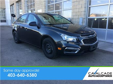 2015 Chevrolet Cruze 1LT (Stk: R59551) in Calgary - Image 1 of 20