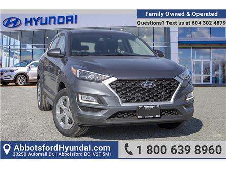 2019 Hyundai Tucson Essential w/Safety Package (Stk: KT941996) in Abbotsford - Image 1 of 28