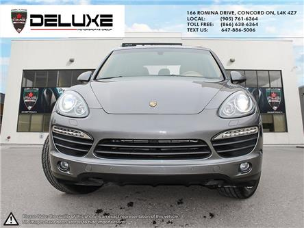 2011 Porsche Cayenne S (Stk: D0542) in Concord - Image 2 of 26