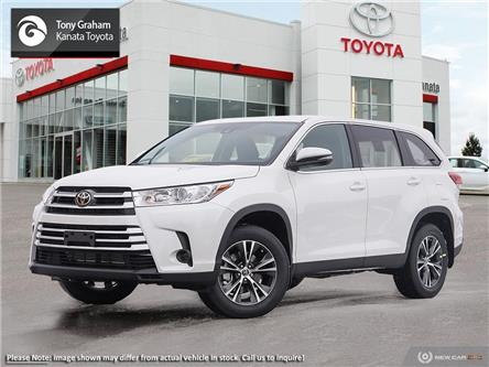 2019 Toyota Highlander LE (Stk: 89354) in Ottawa - Image 1 of 24