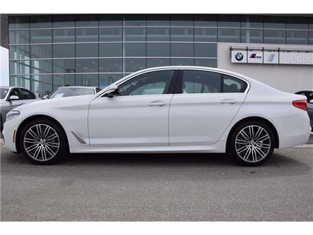 2019 BMW 530i xDrive (Stk: 9W22894) in Brampton - Image 2 of 12
