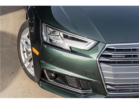 2018 Audi A4 2.0T Technik (Stk: N4909) in Calgary - Image 2 of 20