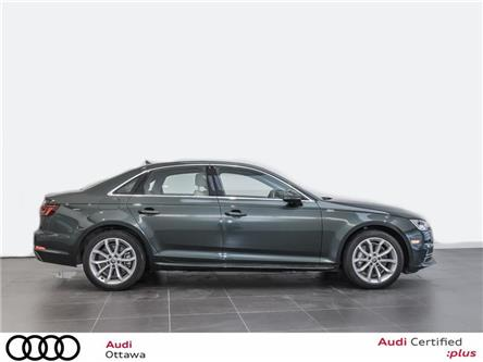 2018 Audi A4 2.0T Progressiv (Stk: 52116) in Ottawa - Image 2 of 19