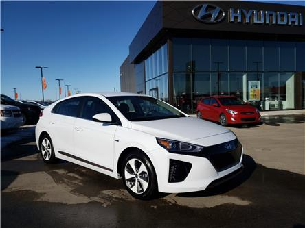 2019 Hyundai Ioniq EV Preferred (Stk: 29129) in Saskatoon - Image 1 of 17
