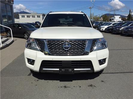 2019 Nissan Armada Platinum (Stk: N96-6533) in Chilliwack - Image 2 of 25