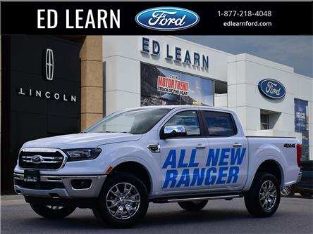 2019 Ford Ranger Lariat (Stk: 19RA238) in St. Catharines - Image 1 of 24