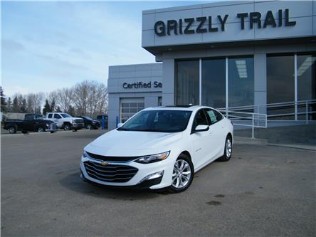 2019 Chevrolet Malibu LT (Stk: 57234) in Barrhead - Image 1 of 17