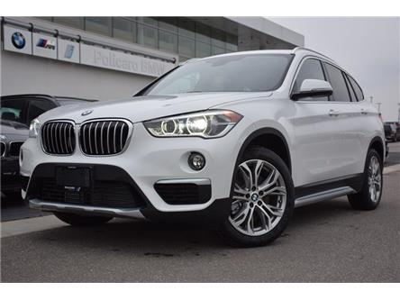 2019 BMW X1 xDrive28i (Stk: 9L38316) in Brampton - Image 1 of 12