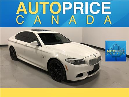 2011 BMW 550i xDrive (Stk: W0202) in Mississauga - Image 1 of 27