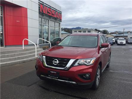 2019 Nissan Pathfinder SV Tech (Stk: N96-4972) in Chilliwack - Image 1 of 19