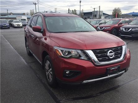 2019 Nissan Pathfinder SV Tech (Stk: N96-4972) in Chilliwack - Image 2 of 19
