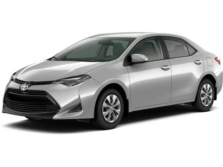 2019 Toyota Corolla XLE Package (Stk: 57522) in Ottawa - Image 1 of 3