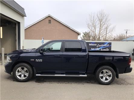 2013 RAM 1500 Sport (Stk: 14592) in Fort Macleod - Image 2 of 18