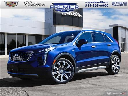 2019 Cadillac XT4 Premium Luxury (Stk: 191589) in Windsor - Image 1 of 27