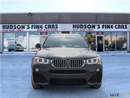2015 BMW X3 xDrive28i (Stk: 55706) in Toronto - Image 2 of 30
