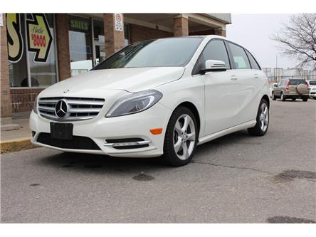 2014 Mercedes-Benz B-Class Sports Tourer (Stk: 290158) in Brampton - Image 2 of 10