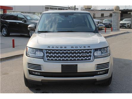 2013 Land Rover Range Rover Supercharged Plus Autobiography Pkg (Stk: 16729) in Toronto - Image 2 of 28