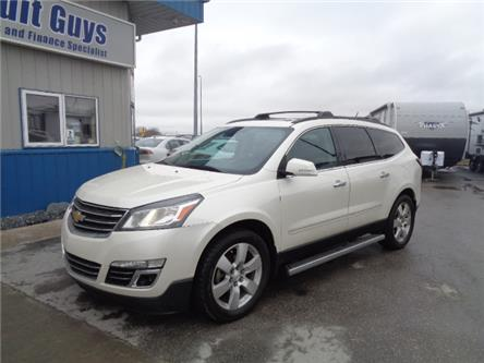 2014 Chevrolet Traverse LTZ (Stk: I7528) in Winnipeg - Image 1 of 18