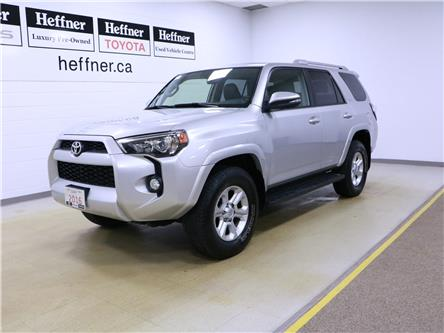 2016 Toyota 4Runner SR5 (Stk: 195223) in Kitchener - Image 1 of 30