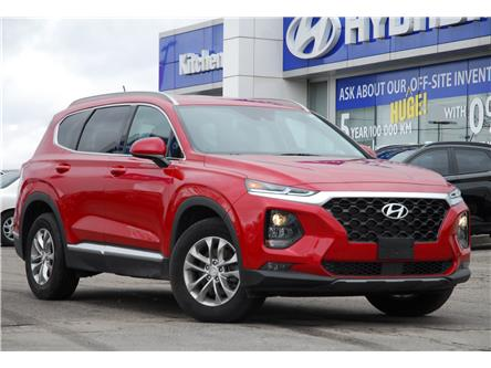 2019 Hyundai Santa Fe ESSENTIAL (Stk: OP3859R) in Kitchener - Image 1 of 14
