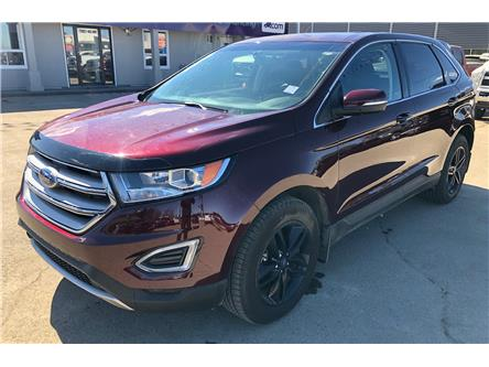 2017 Ford Edge SEL (Stk: P0851) in Edmonton - Image 2 of 18
