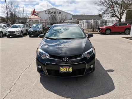 2016 Toyota Corolla S (Stk: K7647A) in Peterborough - Image 2 of 22